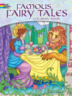 Famous Fairy Tales Coloring Book (Dover Coloring Books) Cover Image