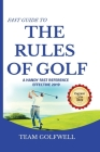 Fast Guide to the RULES OF GOLF: A Handy Fast Guide to Golf Rules 2019 - 2020 (Pocket Sized Edition) Cover Image