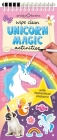 Wipe Clean Activities: Unicorn Magic: With Fantastical Stickers! (Wipe Clean Activity Books) Cover Image