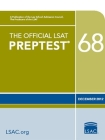 The Official LSAT Preptest 68: Dec. 2012 LSAT Cover Image