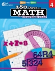 180 Days of Math for Fourth Grade (Grade 4): Practice, Assess, Diagnose Cover Image