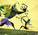 Ramayana: Divine Loophole (Hindu Mythology Books, Books on Hindu Gods and Goddesses, Indian Books for Kids) Cover Image