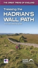 Trekking the Hadrian's Wall Path: Two-Way Trekking Guide: Real OS 1:25k Maps Inside Cover Image