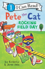 Pete the Cat: Rocking Field Day (I Can Read Level 1) Cover Image