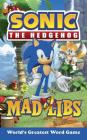 Sonic the Hedgehog Mad Libs Cover Image