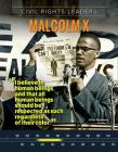 Malcolm X (Civil Rights Leaders) Cover Image