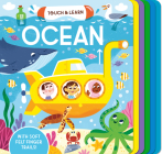 Touch & Learn: Ocean: With colorful felt to touch and feel Cover Image