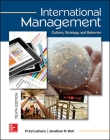 International Management: Culture, Strategy, and Behavior Cover Image
