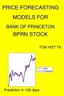 Price-Forecasting Models for Bank of Princeton BPRN Stock (John Maynard Keynes) Cover Image
