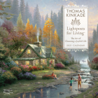 Thomas Kinkade Lightposts for Living 2021 Wall Calendar Cover Image