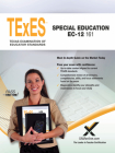 2017 TExES Special Education Ec-12 (161) Cover Image