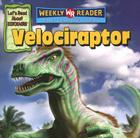 Velociraptor (Let's Read about Dinosaurs) Cover Image