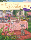 The Diva Steals a Chocolate Kiss (Domestic Diva #9) Cover Image