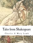 Tales from Shakespeare: William Shakespeare Cover Image