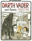 Darth Vader and Family Notecards Cover Image