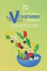 Das 30-Minuten-Vegetarier-Kochbuch: Schnelle, Gesunde Und Leckere Mahlzeiten Für Vielbeschäftigte (The 30-Minute Plant Based Diet Cookbook ) [German V Cover Image