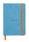 Rhodiarama Lined 4 X 5 1/2 Turquoise Softcover Journal Cover Image