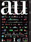 A+u 17:05, 560: Emerging Architects in USA Cover Image