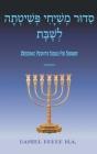 Messianic Peshitta Siddur for Shabbat Cover Image