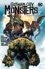 Gotham City Monsters Cover Image