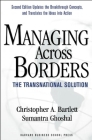 Managing Across Borders: The Transnational Solution Cover Image