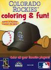 Colorado Rockies Coloring and Fun Cover Image