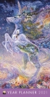 Josephine Wall - Soul of a Unicorn (Planner 2021) Cover Image