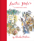Quentin Blake's A Christmas Carol Cover Image