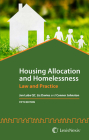 Housing Allocation and Homelessness: Law and Practice (Fifth Edition) Cover Image