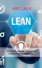 Lean: Six Sigma - Startup - Enterprise - Analytics 5s Methodologies. Cover Image