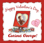Happy Valentine's Day, Curious George Cover Image