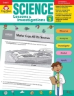 Science Lessons and Investigations, Grade 5 Cover Image