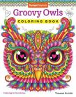 Groovy Owls Coloring Book (Coloring Is Fun) Cover Image