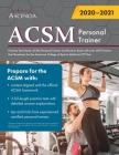 ACSM Personal Trainer Practice Tests Book: ACSM Personal Trainer Certification Book with over 400 Practice Test Questions for the American College of Cover Image