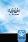 Tagalog, Niv, Tagalog/English Bilingual New Testament, Paperback Cover Image