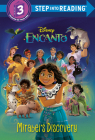 Mirabel's Discovery (Disney Encanto) (Step into Reading) Cover Image