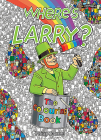 Where's Larry? the Colouring Book Cover Image