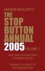The Stop Button Annual 2005 Cover Image