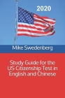 Study Guide for the US Citizenship Test in English and Chinese Cover Image