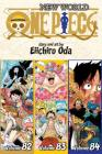 One Piece (Omnibus Edition), Vol. 28: Includes vols. 82, 83 & 84 Cover Image
