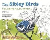 The Sibley Birds Coloring Field Journal Cover Image