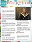 English Common Core 12th Grade (Speedy Study Guides) Cover Image