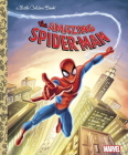 The Amazing Spider-Man (Marvel: Spider-Man) (Little Golden Book) Cover Image