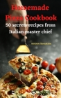 Homemade Pizza Cookbook Cover Image