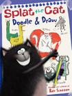 Doodle & Draw: A Coloring & Activity Book Cover Image