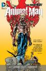 Animal Man Vol. 1: The Hunt (The New 52) Cover Image