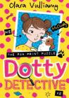 The Paw Print Puzzle (Dotty Detective, Book 2) Cover Image
