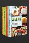 Ethnic Vegan Delight Box Set: 4 Books in 1 Cover Image