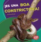 ¡Es Una Boa Constrictora! (It's a Boa Constrictor!) Cover Image