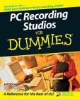 PC Recording Studios for Dummies Cover Image